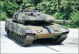 Germany's Leopard II